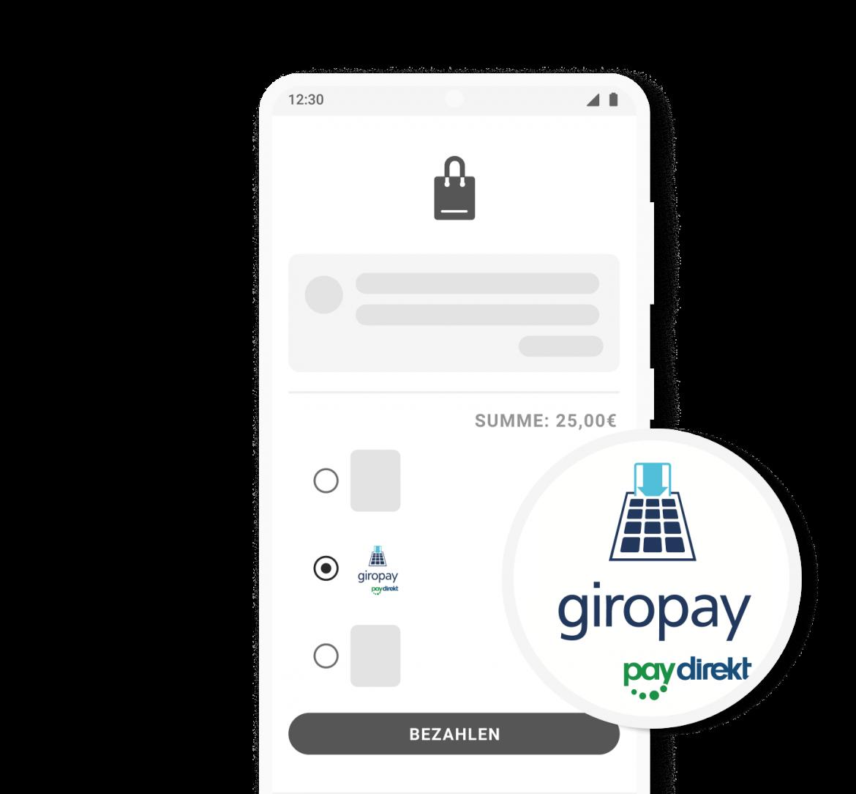 Ihre paydirekt-Bezahldaten für das Online-Einkaufen bleiben gültig