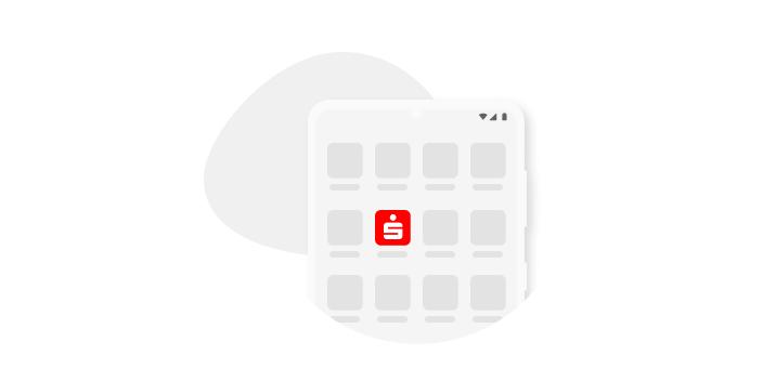Sparkassen-App öffnen