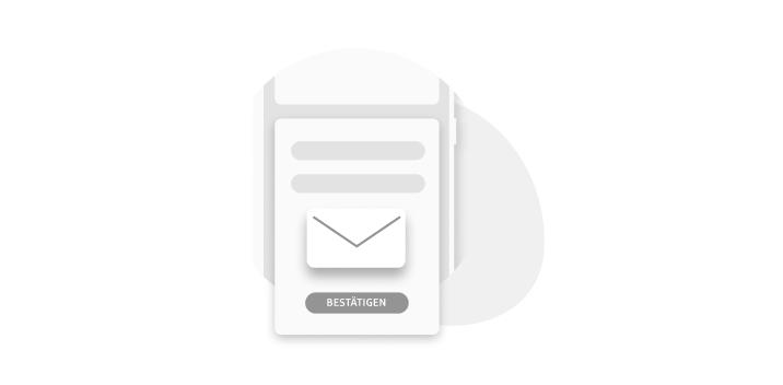 E-Mail bestätigen